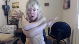 Naked Camming