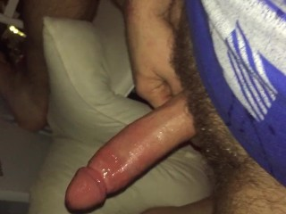 Grunting and Groaning During Great Cum Shot