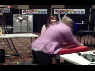 Doms Beating Jiggy exxxotica Expo 2018