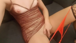 Masturbating Before a Night Out