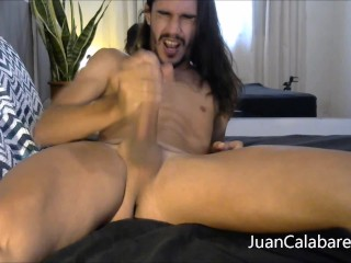 Juan Calabares - DANDO UMA GOZADA SÓ PRA RELAXAR