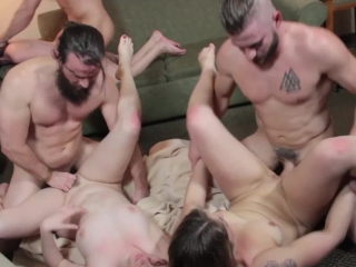 Group Orgasms Orgy
