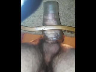 Codie solo with cum