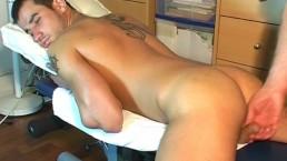 Innocent repair guy In a porn in spite of him.