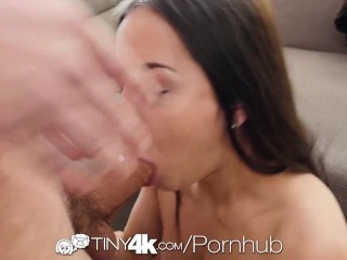 Tiny4k Flexible ballerina Alina Lopez pussy stretched out fuck