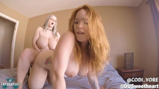 Blonde redhead summer Summer hart codi vore strap-on fucking