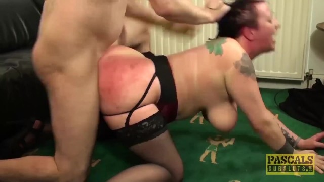 Bbw clubs uk Chubby uk whore anally punished by masters big cock