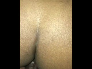 Big booty latina gets pussyfooting ate