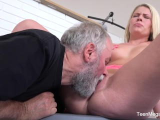 Old-n-Young.com – Martina D – Gym brings sex addicts together