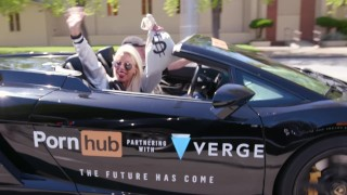#VergeDay in Silicon Valley with Pornhub, Bridgette B and Alix Lynx Reality amateur