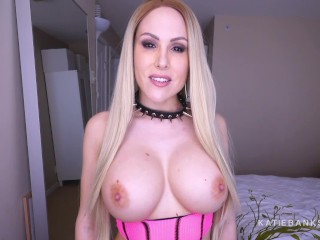 Cum On My TIts JOI – Katie Banks