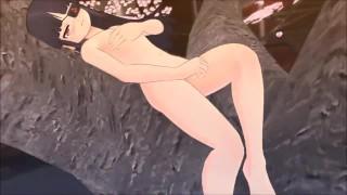 - Senran Kagura Mirai Sexy Dress Break Scene