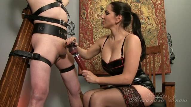 Femdom Training Male Slave