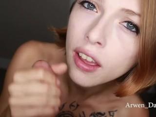 Arwen Datnoid Blowjob
