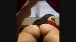 Athena blaze shaking her fat fucking ass