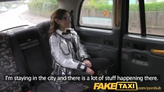 Legal fake taxi barely teen small
