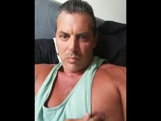 Male Celebrity Cory Bernstein Exclusive Masturbation CUM Shot Video LEAKED