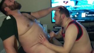 Hot blowjob kinky party cub ever best the my machine everkeen birthday chubby sucking