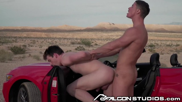 Gay mount desert island meeting places Rough sex with cute muscle stranger in the desert