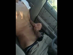 Skinny mexican nigga jerking off