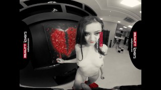 City realitylovers fantasies in teen sin reality doggy