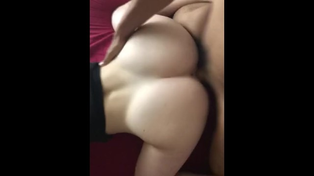 Reverse Cowgirl Pawg Amateur
