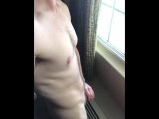 Hotel window and door flash