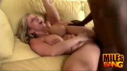 Sara Jay Loves Being Blacked And Rough Fucked