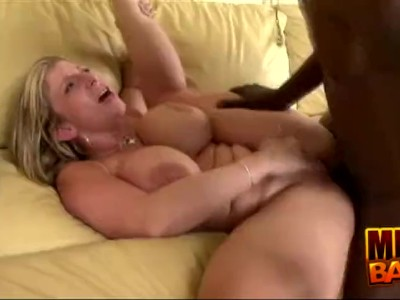 Veľký zadok čierne MILFka porno
