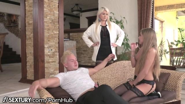 Husband Watch Wife Suck Cock