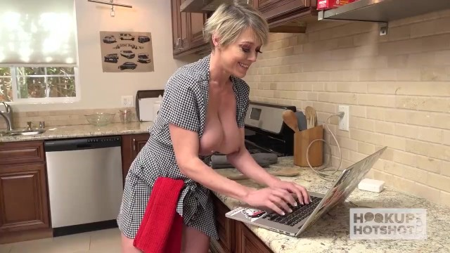 Slutty Housewife Gets Fucked Up The Ass by Random Guy She Met Online