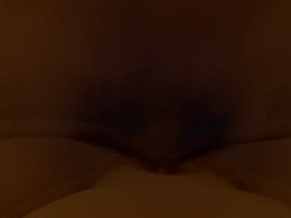Big dick cumming in redhead pussy bare