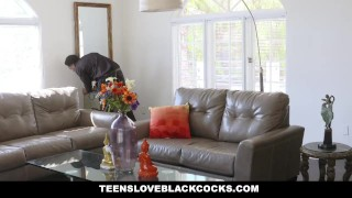 Black strangers asian fucked tight cock gets by tlbc teen teensloveblackcocks brunette