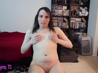 How A Masochist T-Girl Gets Off