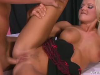 Anal Fucking Addicted Slut Barbara Summer Ass To Facial