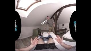 VirtualRealGay.com - Hot soldier Ass anal