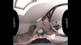 Hot virtualrealgaycom soldier 3d fuck