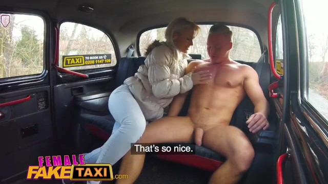 Female Fake Taxi Girl Girl