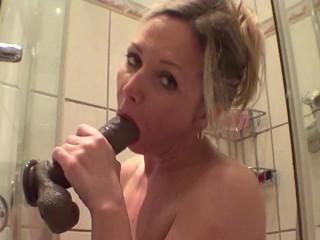 Schau meine dicken Titten an wenn ich dusche