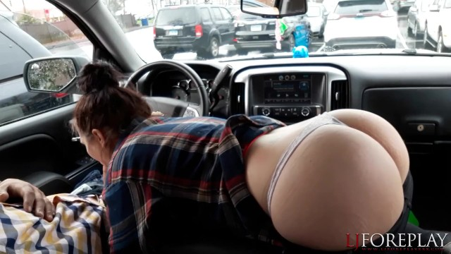 Sloppy Car Blowjob - Ljforeplay  Thumbzilla-7813