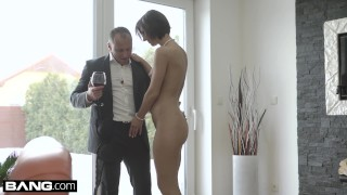 Striptease pounding jane sensual glamkore anal jenifer boobs ass