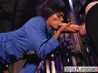 Star Wrecked A DP XXX Parody Danny D & Kiki Minaj – DigitalPlayground