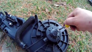 How to Repair Blower Motor Assembly for 06-07 Subaru Impreza Cheap and Easy