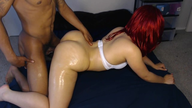 Jerking off with my favorite homemade porn video ever