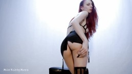 Dirty Mind dance and solo SAMPLE - MissKittyMoon.ManyVids.com
