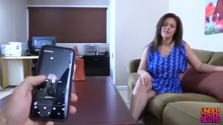Mom blackmailing stripper  parts my step mommy taboo
