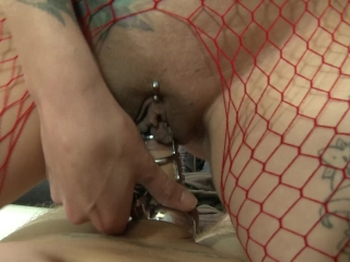 Should i fuck him while he is in chastity?