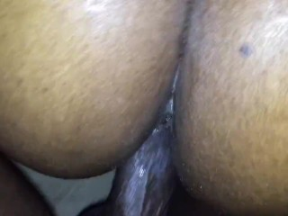 Hubby fucking me from the back