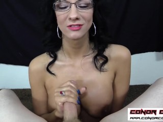 angelina valentine huge facial