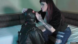Femdom BitchSlapping Julie Simone Face Slapping Humiliation Punishment